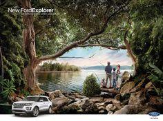Graficas para Ford Eplorer
