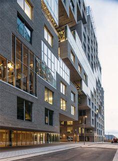 MVRDV : DNB Bank Headquarters, Oslo, Norway