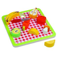 Magnetic Lunch Set by Janod