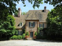 Single Family Home for sales at Linden Court 218 Clapboard Ridge Road Greenwich, Connecticut 06831 United States Art Nouveau, Historic Homes For Sale, English Manor, Luxury Interior Design, Plein Air, Estate Homes, Interiores Design, Luxury Real Estate, Traditional Design