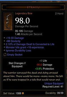 Etrayu Diablo III