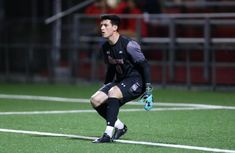 A trio of St. John's soccer players were honored by the Big East for their play over the past week. College Soccer, Thing 1, The St, S Man, Soccer Players, Running, Big, Football Players, Keep Running