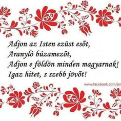 Hungarian Embroidery, My Heritage, Hungary, Folk Art, Past, Things To Come, My Love, Quotes, Inspiration