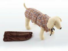 Hundemantel Sherlock Plus wasserfest Rückenlänge 33cm von Dogslive, http://www.amazon.de/dp/B00GQZ8Y74/ref=cm_sw_r_pi_dp_scfXsb1R9M6TX
