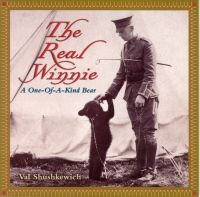 "Read ""The Real Winnie A One-of-a-Kind Bear"" by Val Shushkewich available from Rakuten Kobo. The story of Winnie, the real Canadian bear that captured the heart of Christopher, son of A. Milne, and became immort. I Am Canadian, Canadian History, Canadian Things, Black Bear Cub, Canadian Soldiers, O Canada, Pooh Bear, First World, True Stories"