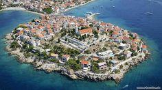 Der schönste Ort Šibenik in Kroatien Weitere interessante Informationen über Kroatien und nicht nur auf http://www.e-kroatien.de/norddalmatien/sibenik