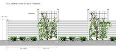 VILLA LJUNGBERG: VÅR RITNING PÅ PLANK MED SPLAJÉ Plank, Pergola, Outdoor Structures, Garden, Diy, Garten, Bricolage, Outdoor Pergola, Lawn And Garden