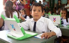 What's happened to this one laptop one child project???