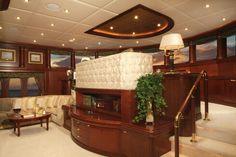 Super Yacht Interior