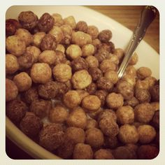 Reece's puffs cereal :3