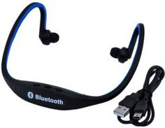 JACKSTON BS19C Wireless Bluetooth Headset With Mic