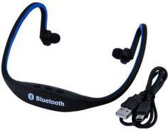 JACKSTON BS19C Wireless Bluetooth Headset With Mic