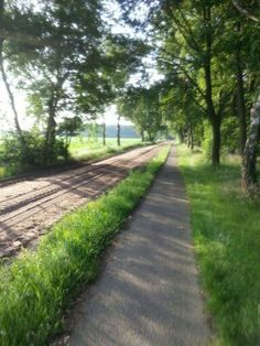 Like this road to run