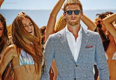 http://chicerman.com  suitsupply:  Take a peek at our Spring/Summer 14 campaign  #MENSUIT #TAILORSUIT