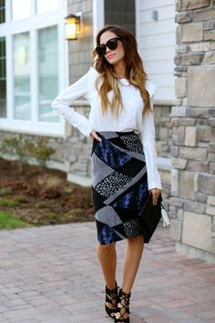 This week's BEST dressed BLOGGERS /September 12/  #blogger #fashion #blog #fashionista #girl #trendsetter #itgirl #blogging #bestdressed #style #stylish #ootd #personalstyle #streetstyle #fashionblogger #pencilskirt