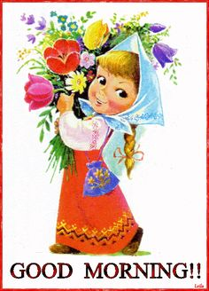 Happy Mother's Day! To all the Family Mommas Vintage Greeting Cards, Vintage Postcards, Illustrations, Illustration Art, Holiday Gif, Old Cards, Happy Mother S Day, Russian Art, Gifs
