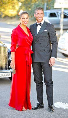 Sergio Ramos & Pilar Rubio