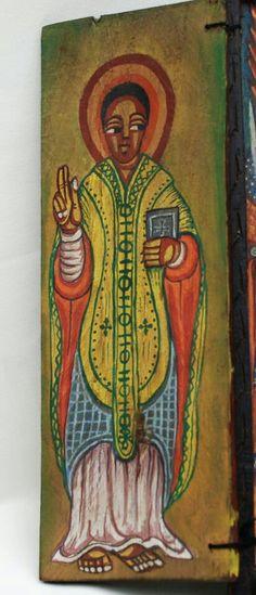 Ethiopian Art.
