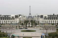 Tianducheng: Paris In China [Photos] - Business Insider