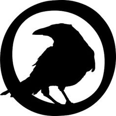 event Jun 27 w/Dev Team - design reveals, Q&As, art demos Crow Logo, Rabe Tattoo, Raven Bird, Crow Art, Wrist Tattoos For Women, Crows Ravens, Desenho Tattoo, Celtic Designs, Spirit Animal