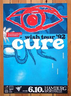 GigPosters.com - Cure, The