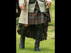 Outlander Sam's boots