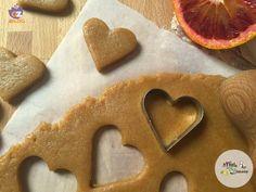 Pasta Frolla di farro all'arancia - ricetta base (vegan)