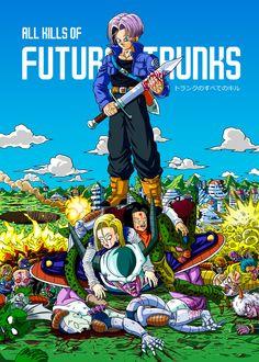 Des portraits de famille Dragon Ball par Alberto Cubatas | 9emeArt.fr