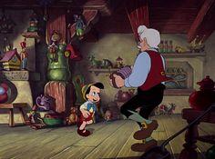 """""""Pinocchio"""" (1940)"""