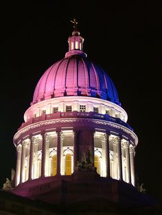 "The Capitol Dome: Finished on, December 2, 1863, the ""new"" dome of the United States Capitol may well be the most famous man-made landmark in America.    ★  http://www.aoc.gov/cc/capitol/dome.cfm"