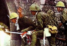 japanese marines waiting for ambush - Pin it by GUSTAVO BUESO-JACQUIER