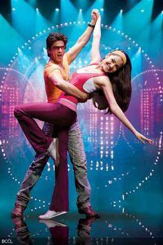 SRK and Anushka - Rab Ne Bana Di Jodi (2008)