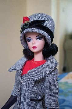 Muffy Roberts beautiful barbie silkstone.