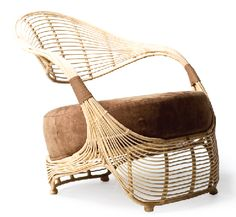 Kenneth Cobonpue : Collections : MANOLO : Easy Armchair