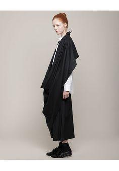 limi feu- coat Y's- skirt (la garconne)