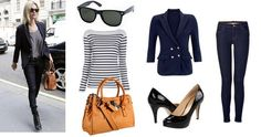 April 30, 2012: A classic navy striped cotton top, also called Breton Top - is a closet essential for any fashionista (especially if your style is Classy