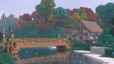 *vwoops* — anda-craft: Still playing around with texture. Minecraft Cottage, Cute Minecraft Houses, Minecraft Mansion, Minecraft City, Amazing Minecraft, Minecraft Construction, Minecraft Games, Minecraft Blueprints, Minecraft Skins