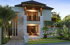 Model Rumah Villa terbaru terbaik
