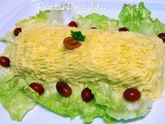 #receita #receitadonajulia #rocambolesalgado #food RECEITAS DONA JULIA - Blog de Culinária Gastronomia e Receitas.: ROCAMBOLE SALGADO