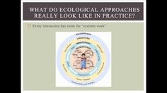 Holley Boen, W. September ZOOM OUT. Retrieved from you tube. This is an excellent resource which I intend to revisit many times. Agent Of Change, School Community, Early Intervention, Ecology, Leadership, Meant To Be, Tube, Strength, September