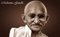 """Mahatma-Gandhi-Gandhiji-Mahatma Gandi'ye göre """"Hindistan bir anadır. Onun iki çocuğu vardır. Bunların biri Türkler diğeri ise Hintlilerdir"""""""