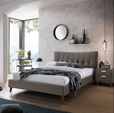 Loc de poveste pentru odihnă relaxantă. #mobexpert #dormitor #paturitapitate #reduceri #mobilierdormitor My Room, Interior, House, Furniture, Bedroom Ideas, Design, Home Decor, Blog, Houses