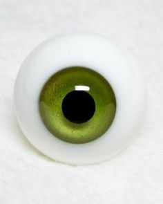 pretty green glass eyes $9.90 Alice's Collections