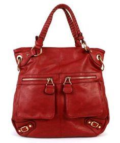 Urban Expressions True Love Handbag (Red),$59.95
