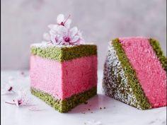 Муссовый Торт Ривьера от Пьера Эрме / Mousse Riviera Cake from Pierre Hermé - YouTube
