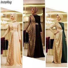 Dress prom hijab colour 41 Ideas for 2019 Hijab Evening Dress, Hijab Dress, Dress Prom, Evening Dresses, Prom Dresses, Casual Summer Dresses, Trendy Dresses, Nice Dresses, Hijab Fashion