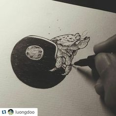 #Repost @luongdoo  Follow tag dan mention hasil gambarmu pada kami dan dapatkan kesempatan tutor dengan artist-artist gambar Indonesia. Juga kesempatan menjadi salah satu artist di @sneakypieceproject  A Happiness Project by @sneakypiece  #draw #doodleart #doodleindonesia #doodleadict #doodle #drawing #drawingoftheday #instaartoftheday #instadraw #instaartist #instaartsy #instaarts #instaarthub #instaartistic #instaartwork #fullofdoodleart #art #artgallery #artnews #alterbook #bookart…