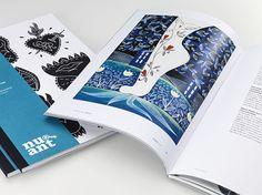 #Digital #Favini - Magazine #Nurant / Inside on #ShiroEcho #Digital - Find more on #Digital http://www.favini.com/gs/en/fine-papers/digital/features-applications/