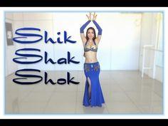 Nancy Ajram - Shik Shak Shok Dance by Black Shine - Choreo by Monica (Belly Dance) - YouTube