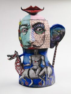 Blue - Salvador Dali - teapot Noi Volkov - Two Knights_front[1]